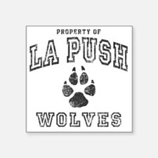 "La Push Square Sticker 3"" x 3"""