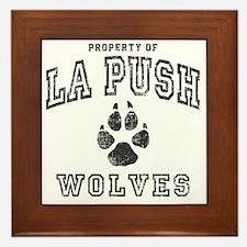 La Push Framed Tile