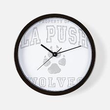 La Push -dk Wall Clock