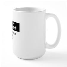 imaybelefthandeBUTTONS Mug