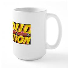 evolution cars square Mug