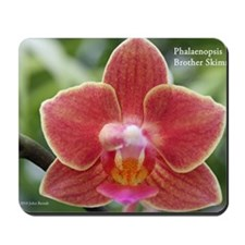 Phal. Brother Skimmer Mousepad