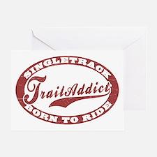 TrailAddict_BLWR Greeting Card