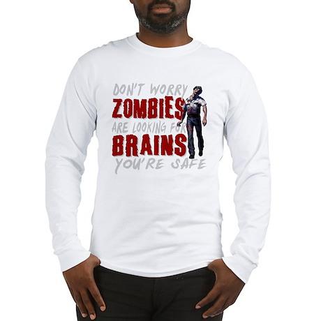 1ZOMBIE2 Long Sleeve T-Shirt