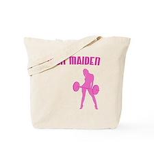 iron-maiden Tote Bag