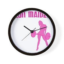 iron-maiden Wall Clock