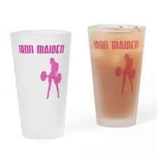 iron-maiden Drinking Glass