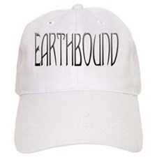 Earthbound logo large Baseball Cap