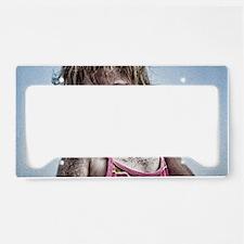 nataliasbeach License Plate Holder