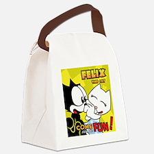 Felix_02 Canvas Lunch Bag
