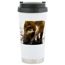 (12) Pig Profile  1966 Travel Mug