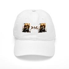(7) Pig Profile  1966 Baseball Cap