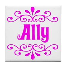 Ally Tile Coaster