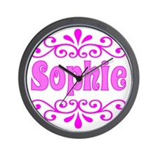 sophia Wall Clock