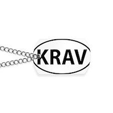 KRAV Dog Tags