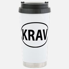 KRAV Stainless Steel Travel Mug