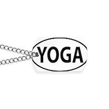 YOGA Dog Tags