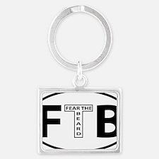 FTB Landscape Keychain