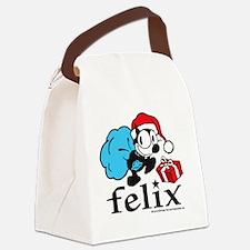 CLASSIC SANTA BAG copy Canvas Lunch Bag