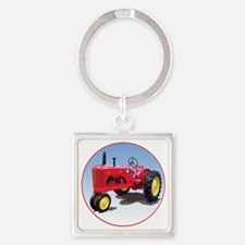 MH-22-C8trans Square Keychain
