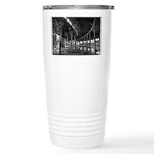 RR-Roundhouse torn - mousepad Travel Mug