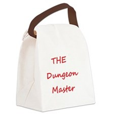 DungeonMaster Canvas Lunch Bag