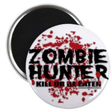 Zombie-Hunter Magnet
