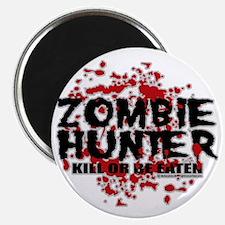 Zombie-Hunter Magnet