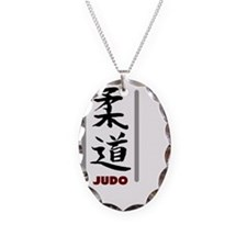 Judo teeshirts - Judo in Japan Necklace