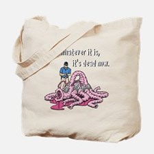 Dead Now 22DVCrev Tote Bag