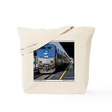 RR--AMTRAK - #150  Ottumwa, Iowa  2007 Tote Bag
