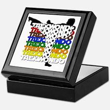 ColorsOfTKD Keepsake Box