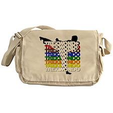 ColorsOfTKD Messenger Bag
