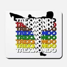 ColorsOfTKD Mousepad