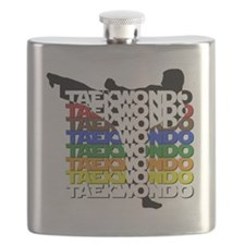 ColorsOfTKD Flask