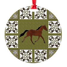 BaySinglefoot3 Ornament