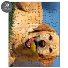 yellow lab ipad Puzzle