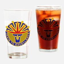 DUI-402ND FIELD ARTILLERY BRIGADE Drinking Glass