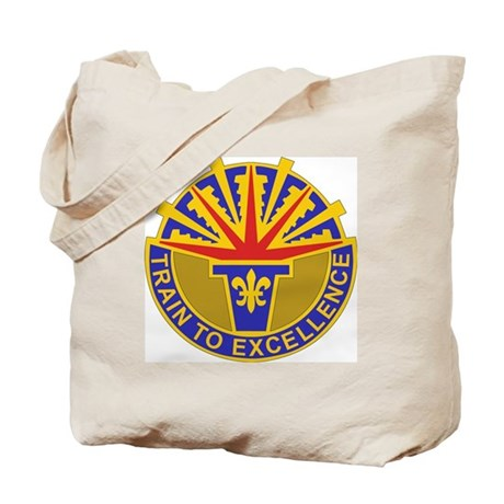 DUI-402ND FIELD ARTILLERY BRIGADE Tote Bag