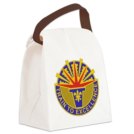 DUI-402ND FIELD ARTILLERY BRIGADE Canvas Lunch Bag
