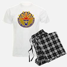 DUI-402ND FIELD ARTILLERY BRI Pajamas