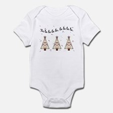 FA LA LA LA LA Infant Bodysuit