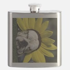 bd flower ipad Flask