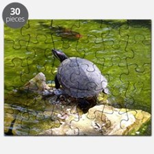 turtle note card Puzzle