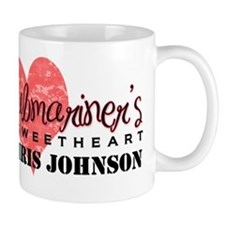 Chris Johnson Mug