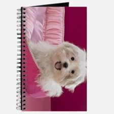 pink pup ipad Journal