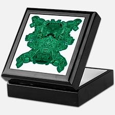 Jade Skull 1 Keepsake Box