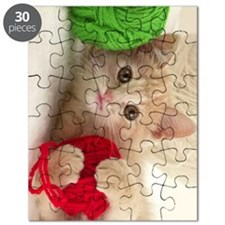 yarn kitty ipad Puzzle