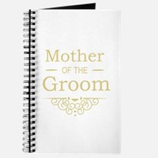 Mother of the Groom gold Journal