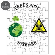 Trees-Not-Disease Puzzle